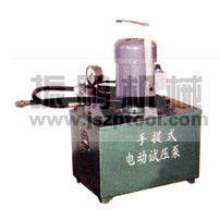 3DSB-2.5手提式电动试压泵
