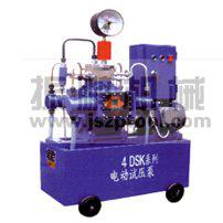 4DSK竞博体育电动试压泵